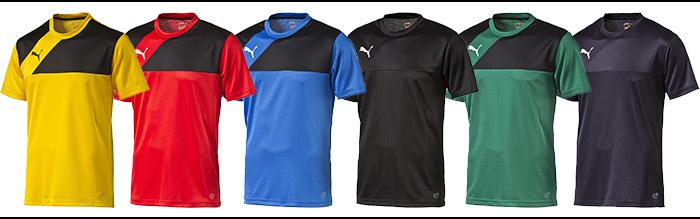 Die Puma Esquadra Jerseys in allen Farben