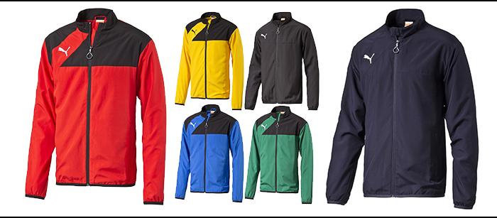 Die Puma Esquadra Polyesterjacken in allen Farben