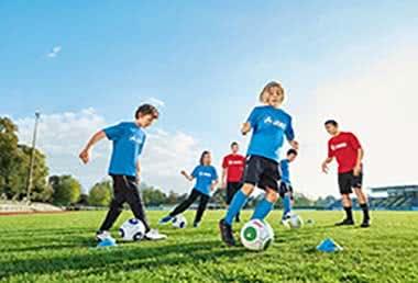 Günstige Kinder Fußballtrikots in bestechender Qualität