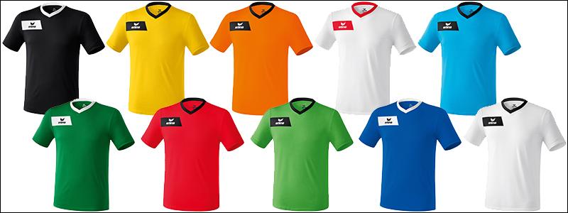 Erima Porto Trikots in 10 farben