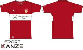 Puma VFB Stuttgart Away Shirt Repli 741257