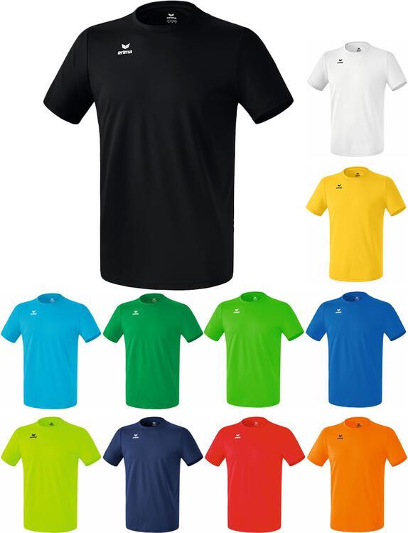 L und XL Erima Poloshirt modisches Sportshirt Gr