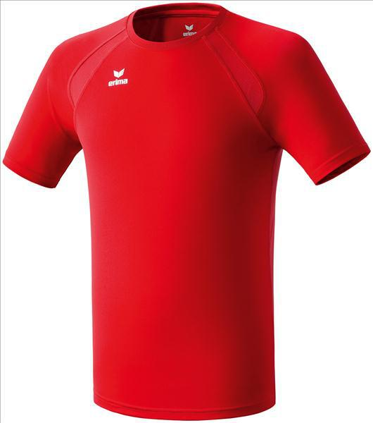 PERFORMANCE T-Shirt rot 808203 Gr. M