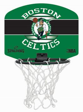 Spalding NBA MINIBOARD BOSTON CELTICS (77-651Z)