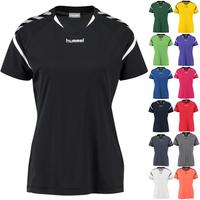 Hummel Authentic Charge SS Poly T-Shirt Kurzarm WO