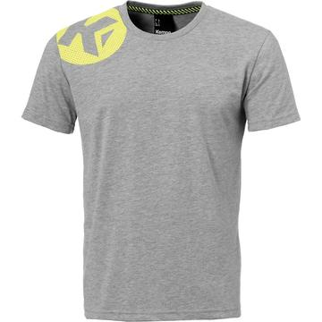 Kempa CAUTION T-SHIRT light grau melange 200224702