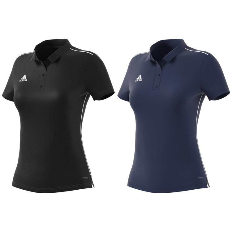 Adidas CORE 18 Poloshirt Damen