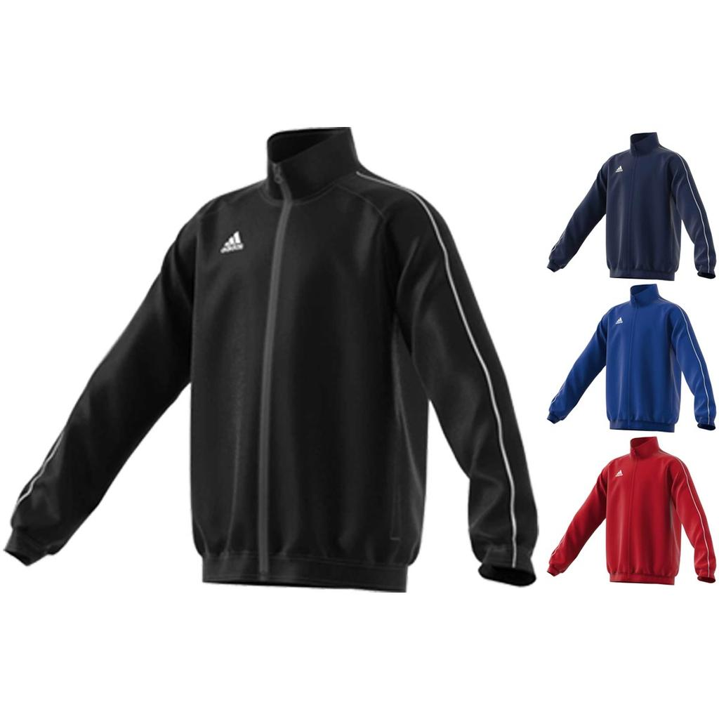 Adidas CORE 18 Präsentationsjacke Kinder