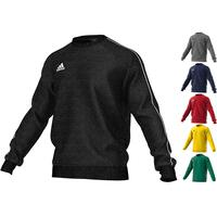 Adidas CORE 18 Sweatshirt Kinder