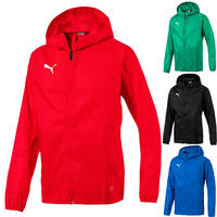 Puma LIGA Training Rain Jacket Regenjacke Core 655304