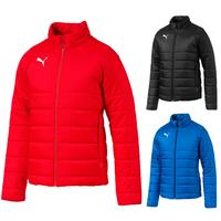 Puma LIGA Casuals Padded Jacket Winterjacke Junior 655625