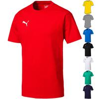 Puma LIGA Casuals Tee Junior 655634