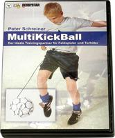 Derbystar Multikick DVD 4196000000