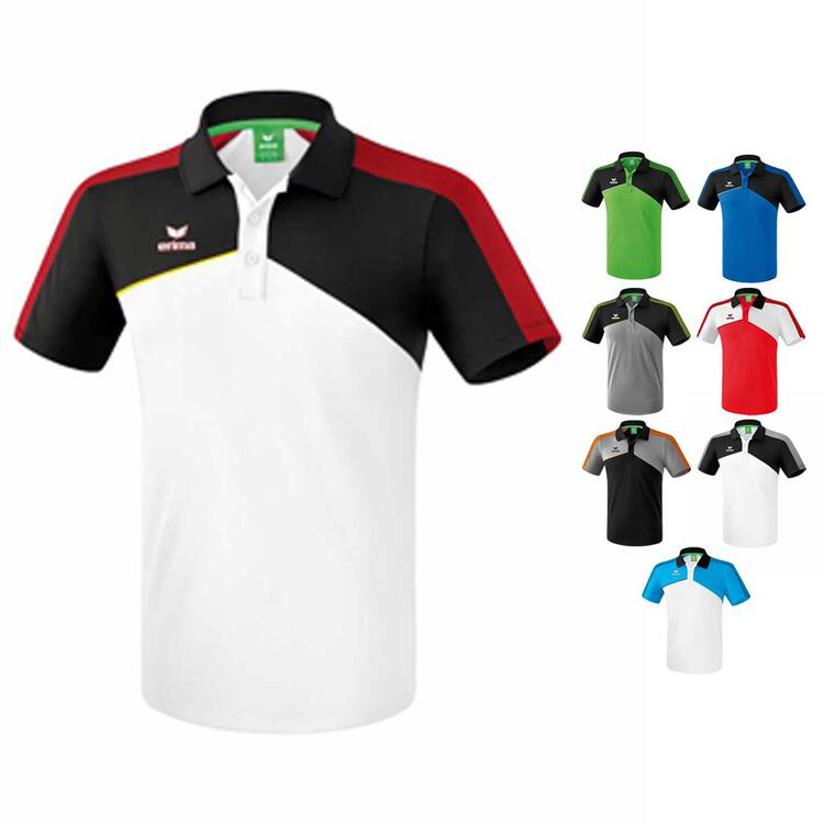 buy popular e20e4 541df Erima Premium One 2.0 Poloshirt