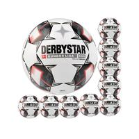 10x Derbystar Bundesliga Trainingsball Brillant 2018/2019...
