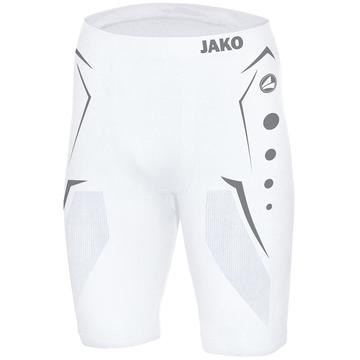 Jako Short Tight Comfort 8552 00 weiß Gr. S