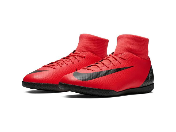 Nike Hallenschuhe Mercurial CR7 SuperflyX 6 Club AJ3569