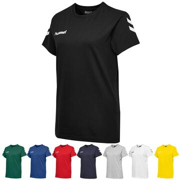 Hummel HMLGO COTTON T-SHIRT WOMAN S/S 203440