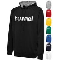 Hummel HMLGO COTTON LOGO HOODIE 203511