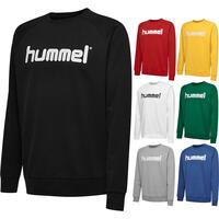 Hummel HMLGO COTTON LOGO SWEATSHIRT 203515