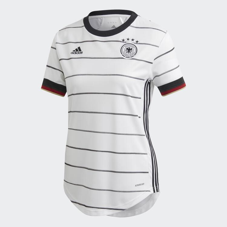 Adidas DFB Deutschland Trikot Home Weiss EM 2020 Damen