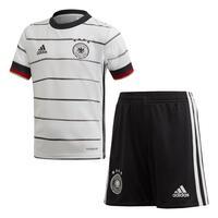 Adidas DFB Deutschland Trikot Home weiß Minikit EM 2020