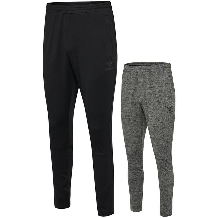 Hosen - Hummel ASTON Tapered Pants Jogginghose Herren  - Onlineshop Sport Kanze