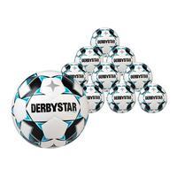 Derbystar Brillant Light Trainingsball 10-er Ballpaket