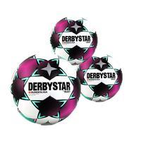 Derbystar Bundesliga Spielball Brillant APS 3-er Ballpaket