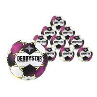 Derbystar Bundesliga Brillant TT 2020/21 10-er Ballpaket