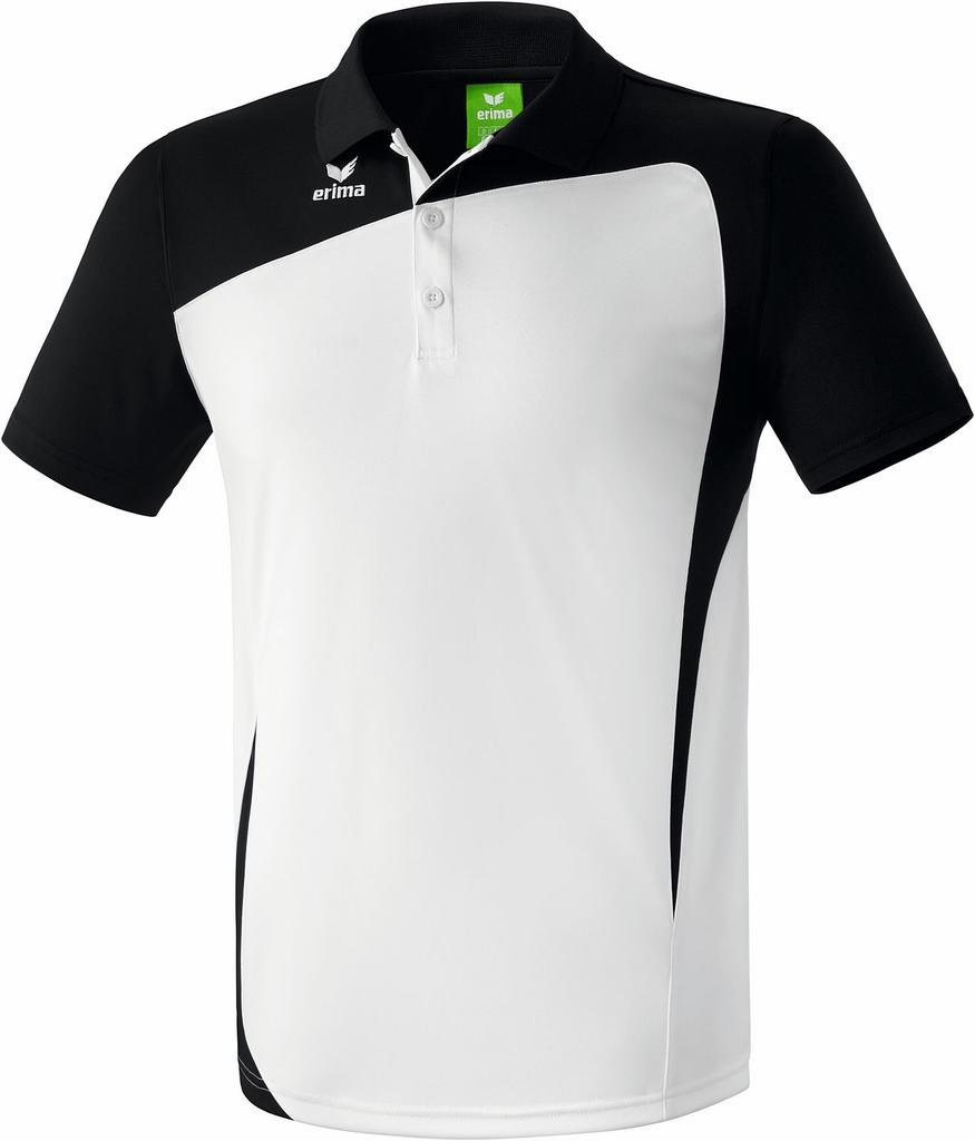 best authentic cdda2 3766f Erima CLUB 1900 Poloshirt weiß/schwarz 111330