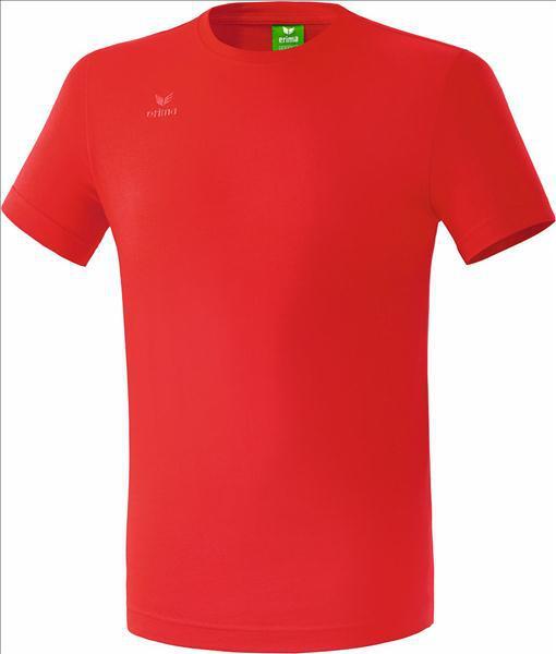 Teamsport T-Shirt rot 208332 Gr. XXXL