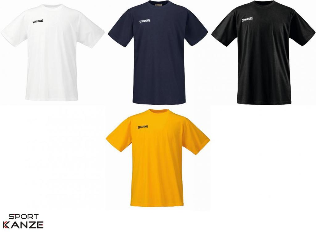 Spalding Promo Tee Spalding weiss