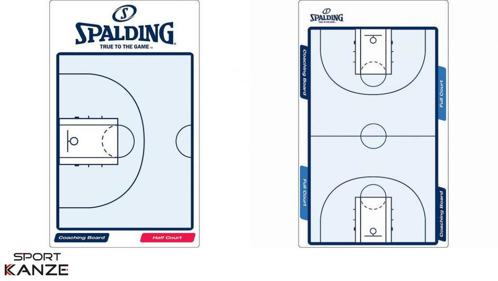Spalding Spalding Tactic Board no Color
