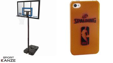 Spalding Spalding Hard Case iPhone 4/4S orange