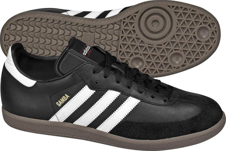 adidas original samba sneaker hallenfußballschuhe