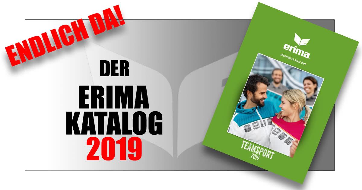 Hier gehts zum Erima Katalog 2019