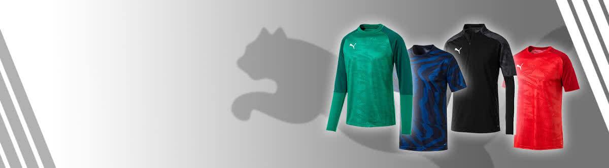 Die neue Puma CUP Teamline